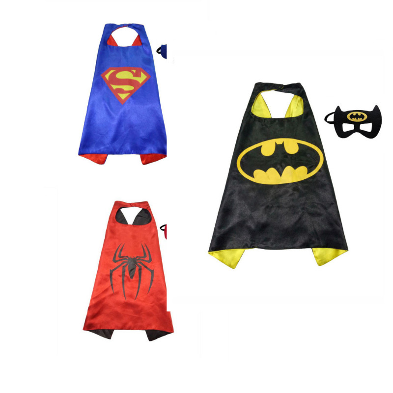 SUPER HEROES Capes and Masks