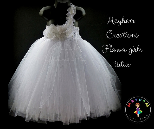 Flower Girls Don't Just Have to Throw Petals!