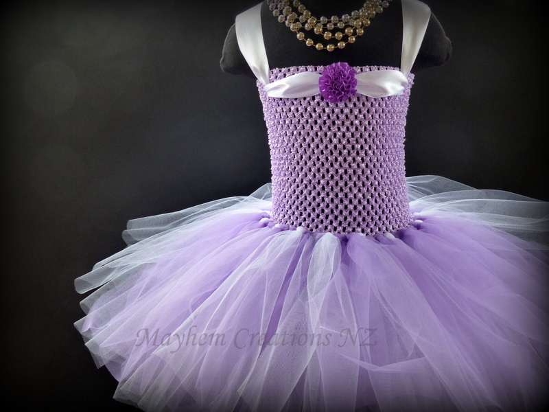 Mayhem Creations Lavender Dress custom order