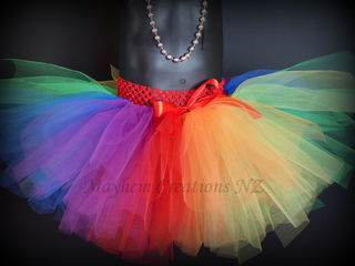 Mayhem tutu skirts